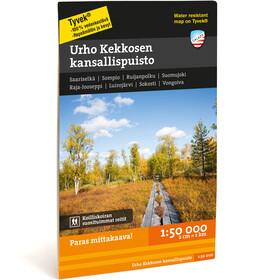 Calazo Urho Kekkosen kansallispuisto 1:50.000